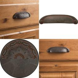Hickory Hardware P3004-Ri 3-Inch Refined Rustic Pull, Rustic