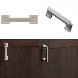 Hickory Hardware P3010-SN Studio Collection Pull, 3 Inch Cen