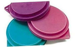 Pet Dog Cat Food Can Cover Silicone Reusable Standard Sized