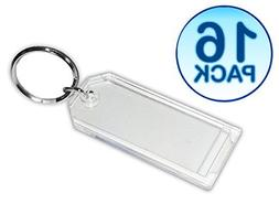 premium key tag 3 crystal color 16