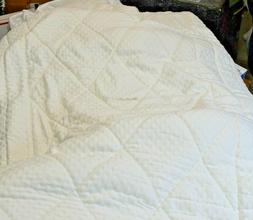 Therapedic® Quilted Deluxe 3-Inch Memory Foam Bed Topper Tw