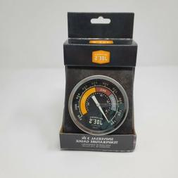 Oklahoma Joes 3-Inch Temperature Gauge Stainless Steel BBQ S