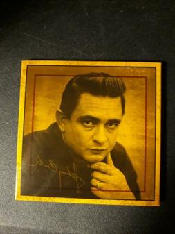 """Sun Records JOHNNY CASH 3-inch CRY CRY CRY! 3"""" 8ban Vinyl RS"""