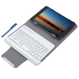 Universal 3 in 1 Wireless Bluetooth Keyboard Case Stander fo