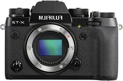 Fujifilm X-T2 Digital Cameras - Body only - Black